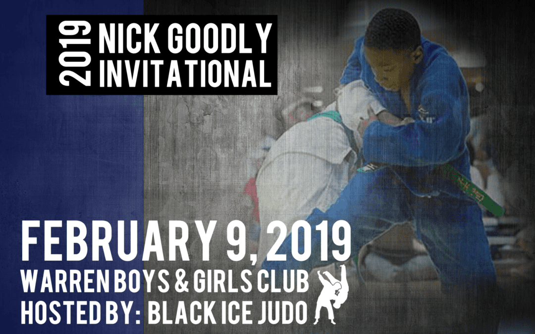 Nick Goodly Invitational Announced!